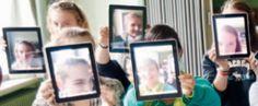 iPads in de klas om creatieve verwerkingen te maken