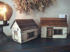 miniature house~Crosbie Designs
