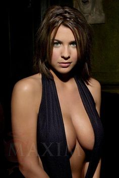 Gemma Atkinson, English Model and Actress.