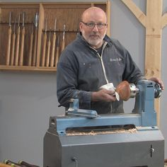 How to Turn a Basic Bowl—Part 1 A woodturning master takes you through every step of the process