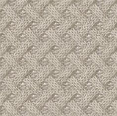 Красивые объёмные узоры - Косы и жгуты (часть 1). Узоров много не бывает