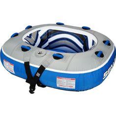 Sea-Doo Kahuna 4 Towable Tube - http://boatpartdeals.com/watersports/towable-tubes-ski-tubes-free-shipping/sea-doo-kahuna-4-towable-tube/
