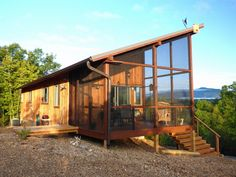 Image result for No. 31 - Fraxinus Modern Shed Roof Style House