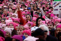 Моя политика: ЖЕСТЬ. США: американки протестуют против Трампа в ...