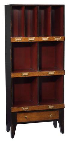 "Felix 56"" Barrister Bookcase"