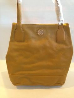 TORY BURCH Tote in YELLOW SPICE