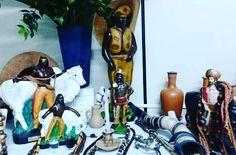 """Cerimônia de Batismo Confirmação e Amaci / 2015. """"Umbanda tem fundamento e preciso preparar (...)"""" #umbandaforçaeluz  #batismo #confirmação  #amaci #oferendas #meuterreiro #minhafamília #fé #altar #boiadeiros #baianos by umbandaforcaeluz"""