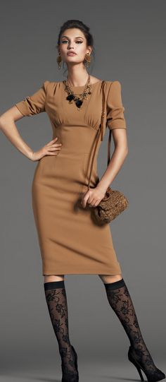 Dolce and Gabbana Winter 2013