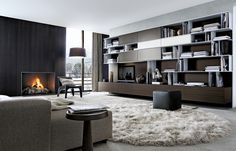Poliform presents Skip bookcase by Studio Kairos | Australian Design Review