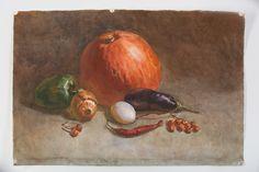 steal life, vegetables, eggs, art, design