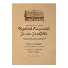 ReviewRustic Farm Wedding Invitations Custom AnnouncementsIn our offer link above you will see