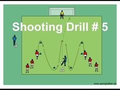 Most youth soccer players have trouble with how to properly shoot. Learn proper shooting technique with drills that will improve your team's shots on goal. Soccer Shooting Drills, Soccer Dribbling Drills, Soccer Training Drills, Soccer Workouts, Football Drills, Soccer Coaching, Soccer Tips, Soccer Games, Soccer Stuff