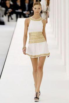 Chanel Spring 2007 Ready-to-Wear Fashion Show - Fabiana Semprebom