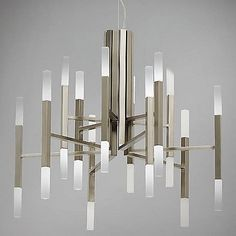 The Light LED Chandelier by Alma Light at Lumens.com