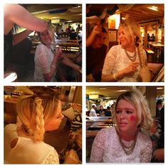Pippe Longstocking style hair! #RedCatDigital