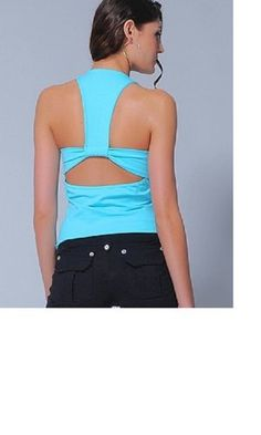 CLICK IMAGE TWICE FOR PRICING AND INFO :) #bra #bras #shelf #shelfbra #shelfbras #womens #intimates  SEE A LARGER SELECTION FOR the shelf bra at http://zwomensbra.com/category/bra-categories/shelf-bra/ -  Bluefish Activewear Bow Tank with Built in Shelf Bra Support « Z Womens Bra