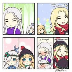 There are two kinds of gift in the world. I want to make comic about their hair, but it ends up like this. Lol my brain. Miya Mobile Legends, Mobiles, Moba Legends, First Blood, Mobile Legend Wallpaper, How To Make Comics, Mobile Game, Game Character, Handsome Boys