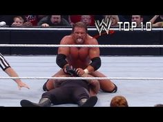 As CM Punk attempts to end the streak, #WWE Top Ten looks back at the moments where the streak almost ended!