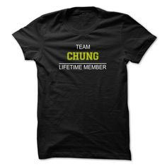 Team CHUNG ⑧ Lifetime memberTees and Hoodies available in several colors. Find your name here www.sunfrogshirts.com/lily?23956Team t-shirts, Team hoodies, names t-shirts, names hoodies, funny t-shirts