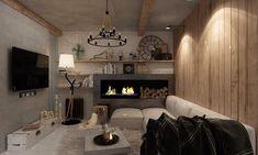 Фото из статьи: Как без особых затрат сделать в квартире стильный ремонт: московская однушка