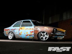 Opel Kadett C!