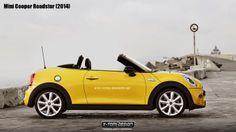 2014 Mini Cooper S Roadster. Mini Cooper 2017, Blue Mini Cooper, Mini Cooper Cabriolet, Mini Coper, Vespa, John Works, Mini Lifestyle, Automobile, Mini Cooper Convertible