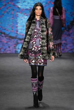 Anna Sui | Fall 2015 Ready-to-Wear Collection | Style.com