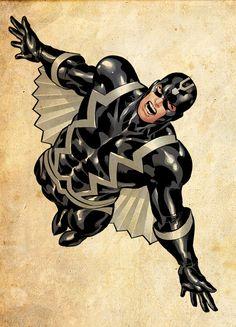 Black #Bolt (Blackagar Boltagon)