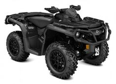 ATV Can-Am  Bombardier Can-Am Outlander XT-P 1000R '17