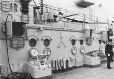 Bismarck - Gallery - Theme - Port - Aft Section