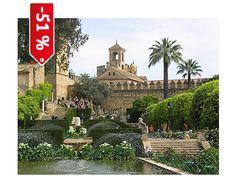 ¡Estas Navidades regálate una escapada a Córdoba! 1-2 Noches en el precioso Hotel Monasterio San Francisco 3* con desayuno incluido y visita una de las ciudades con más historia de España.