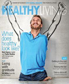 Healthy Living :: 1111 :: Nick Vujicic