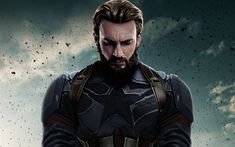 Download wallpapers Captain America, 2018 movie, superheroes, Avengers Infinity War
