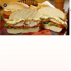 sandwich de pescado con salsa tártara
