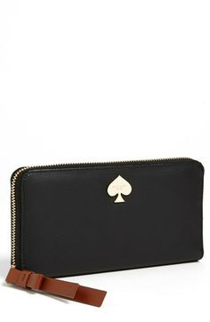 kate spade new york 'cobblestone park - lacey' wallet wristlet available at #Nordstrom