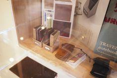10th Anniversary Exhibition - TRAVELER'S FACTORY   トラベラーズノートを中心としたステーショナリー・カスタマイズパーツ・オリジナルグッズ・雑貨の販売店