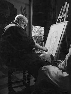 Henri Matisse - one of my favorite artists.