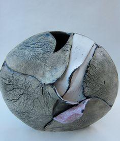 Fissure vase by Jeremy White