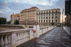 A View of Rome - Gal Meets Glam
