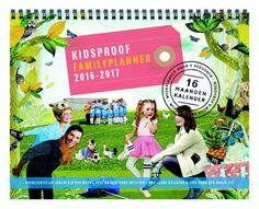 Kidsproof familyplanner 2016-2017 - Mamaliefde.nl