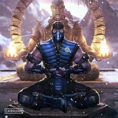 Sub zero meditando Mortal Kombat 2, Scorpion Mortal Kombat, Zero Wallpaper, Noob Saibot, Avengers, Super Soldier, Cute Baby Dogs, Alien Vs Predator, Ninja Warrior