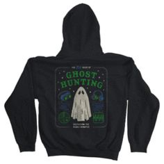 Buy Ghosthunting Hoodie This hoodie is Made To Order, one by one printed so we can control the quality. We use newest DTG Technology to print on to Ghosthunting Hoodie Trendy Hoodies, Cool Hoodies, Aesthetic Hoodie, Aesthetic Clothes, Aesthetic Fashion, Hoodie Outfit, Hoodie Jacket, Billy Kid, Ghost Hunting