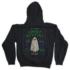 Ghosthunting Hoodie
