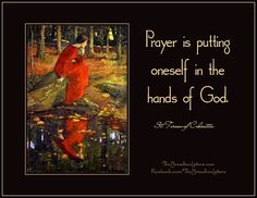 The Breadbox Letters: Prayer Is