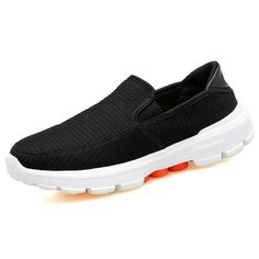 Comemore Slip-on Gym Shoes Men Sneakers Mens Shoes Sports Shoes Male Running Shoes Mens Krasovki Chaussure Homme Sport Handsome Appearance Sports & Entertainment Sneakers