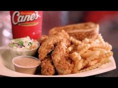 Raising Cane's Chicken - So Good, It Speaks for Itself