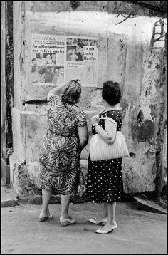 @Ferdinando Scianna Sicilia Bagheria, 1960