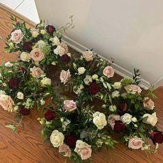 wedding centerpieces Toronto Wedding, Wedding Centerpieces, Wedding Flowers, Floral Wreath, Wreaths, Photo And Video, Studio, Instagram, Decor