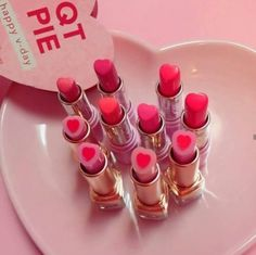 Find images and videos about pink, aesthetic and makeup on We Heart It - the app to get lost in what you love. Red Aesthetic, Aesthetic Makeup, Cute Makeup, Beauty Makeup, Pink Makeup, Red And Pink, Pretty In Pink, Hot Pink, Red Valentine