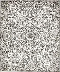 Dark Gray 8' x 10' Monaco Rug | Area Rugs | eSaleRugs